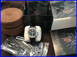 Heuer Carrera Re-Edition TAG Heuer Classics Box And Papers, Excellent Condition