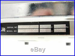 IFR FM/AM 1500 Version 1.6 + Manual (excellent condition) SN 1652/03