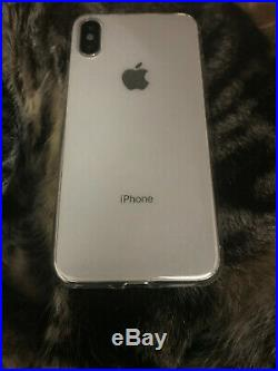 IPhone X 256GB Unlocked Excellent Condition ANDROID VERSION