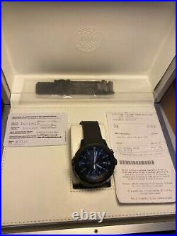 IWC Aquatimer Chronograph (Special Edition) Excellent condition with new strap