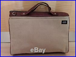JACK SPADE LIMITED EDITION BRIEFCASE! Rarly Used! Excellent Condition