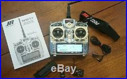 JR 9503 DSMX RADIO SYSTEM / Heli version. Excellent condition. Temporary Discount