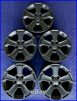 Jeep Wrangler Rubicon Recon Edition TPMS OEM 17 Wheels JK Excellent Condition
