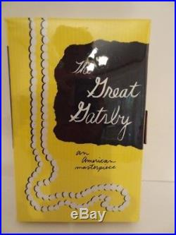 Kate Spade The Great Gatsby Book Clutch EXCELLENT CONDITION -COLLECTORS EDITION