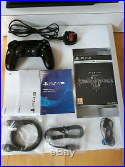 Kingdom Hearts III Limited Edition Ps4 Pro Excellent Condition (used)