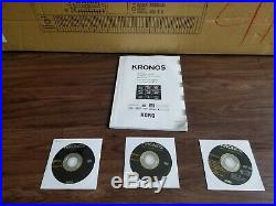 Korg Kronos 88 key Platinum Edition-Excellent Condition with Original Packaging
