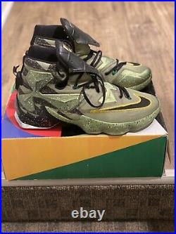 LEBRON JAMES XIII AS Size 14US Mens ALL-STAR GAME EDITION Excellent Condition