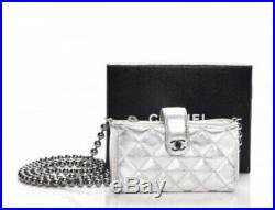 LIMITED EDITION CHANEL Mini Pearl Crossbody in EXCELLENT condition