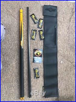 LIMITED EDITION Predator Sp2 02 Cue With Revo 12.9mm Shaft Excellent Condition