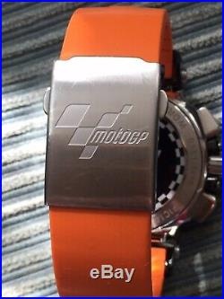 LIMITED EDITION TISSOT T-RACE MOTO GP Excellent Condition Orange with Papers