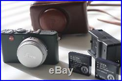 Leica D-LUX 4 Safari Limited Edition Digital Camera excellent condition