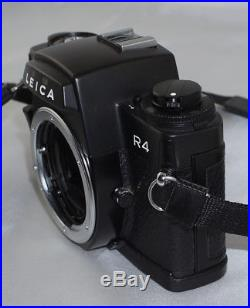 Leica R4 Special Edition SLR Camera made in Wetzlar GMBH Excellent Condition