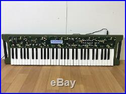 Limited Edition Korg X50 Synthesizer Workstation in Excellent Condition Case