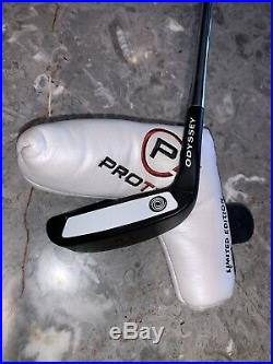 Limited Edition Oydssey ProType PT82 Putter RH 35 PT 82 EXCELLENT Condition