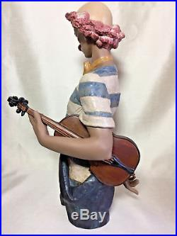 Lladro 01013569 A MOMENT'S PAUSE Limited Edition Retired Excellent condition