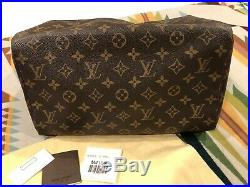Louis Vuitton Limited Edition Totem Speedy 30 Excellent Condition