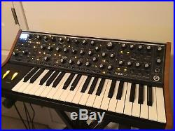 MOOG Sub 37 Bob Moog Tribute Edition Analog Synthesizer EXCELLENT CONDITION
