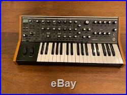 MOOG Sub 37 Tribute Edition Analog Synthesizer (excellent condition)