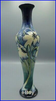 MOORCROFT CLOTHS IN HEAVEN VASE Limited Edition and Rare! Excellent Condition