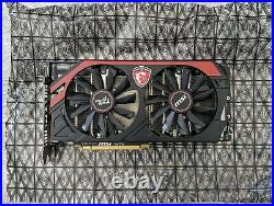 MSI Radeon R9 280 3GB OC Twin Frozr Gaming Edition in Excellent Condition