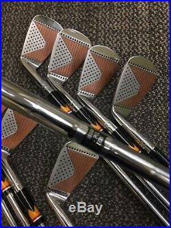 MacGregor Limited Edition TP63 Centennial Irons 2-11. Excellent Condition