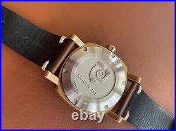 Magrette Moana Pacific Waterman GMT Bronze Edition in Excellent Condition