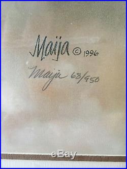 Maija High Country 1996 Limited Edition Excellent Condition