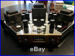 Manley Stingray Tube Amp Special Edition 50w in excellent condition