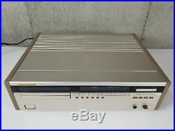 Marantz CD-80 Compact Disc Player in Excellent Condition Rare Silver Version