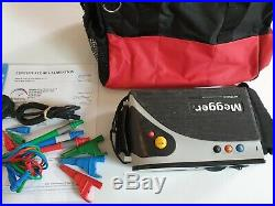 Megger Multifunction 1502 Tester 18th Edition Excellent Condition 12 months Cal