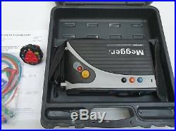 Megger Multifunction 1553 Tester 18th Edition Excellent Condition 12 months Cal