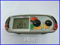 Megger Multifunction 1710 Tester 18th Edition Excellent Condition 12 months Cal