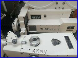 Mitchell GC (Government Camera) military edition 35mm excellent! Condition