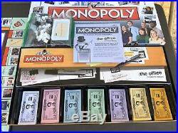 Monopoly The Office Collectors Edition Complete Excellent Condition Preowned