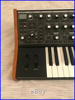 Moog Sub 37 Tribute Edition Analog Synthesizer Excellent Condition