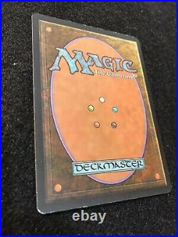 Mtg Bayou Revised Edition, excellent condition Very lightly played
