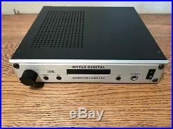 Mytek Digital Stereo 192 DSD DAC Silver Preamp Version excellent condition
