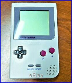 NINTENDO Game Boy Pocket JAPANESE VERSION, COMPLETE IN BOX, EXCELLENT CONDITION