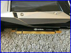 NVIDIA GeForce GTX 1080 Founders Edition Graphics Card 8GB Excellent Condition