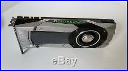 NVIDIA GeForce GTX 1080 TI Founders Edition 11GB Excellent Condition Used