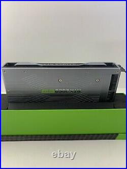 NVIDIA GeForce RTX 2060 Super Founders Edition 8GB GDDR6 Excellent Condition