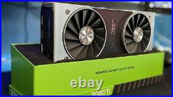 NVIDIA GeForce RTX 2080 TI Founders Edition. Lightly used, excellent condition