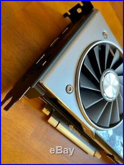 NVIDIA GeForce RTX 2080 TI Founders Edition Video Card GPU Excellent Condition