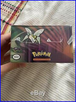 Near Mint 1st Edition Gym Challenge Booster Box. Sealed. Excellent Condition
