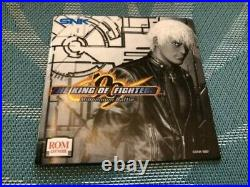 Neo Geo Aes King Of Fighters 99, English Version, Cib, Excellent Condition