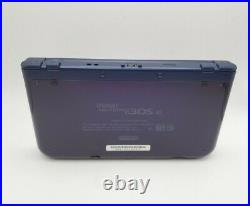 New Nintendo 3DS XL Galaxy Edition with Charger, Stylus EXCELLENT CONDITION