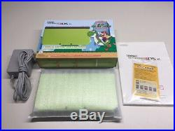 New Nintendo 3DS XL Limited Edition Lime Green Excellent Condition