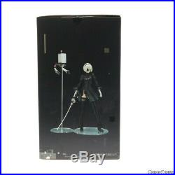 Nier Automata 2019 YoRHa 2B Figure DX Edition Flare Opened Excellent Condition