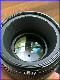 Nikon AF-S 58mm f/1.4G Excellent Condition USA Version with B+W UV Filter