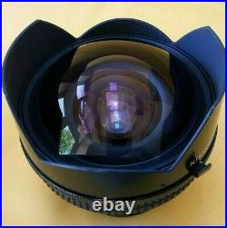 Nikon Nikkor 15mm F/5.6 AI version Ultra Wide Angle lens in excellent condition